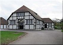 SO9621 : Holy Apostles Church Hall, London Road, Charlton Kings by P L Chadwick