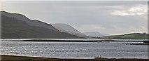 HU4143 : Loch of Tingwall by Robert W Watt