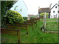 TQ4010 : St Anne's Churchyard (3) by Basher Eyre