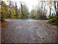 SU0828 : Crossing the road by Jonathan Kington