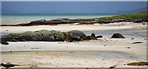 NF7004 : The Sands at Traigh Mhor by Robert W Watt