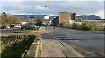 NS3975 : Castle Street, Dumbarton by Lairich Rig