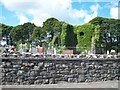 M8380 : Cemetery and ruins of Dominican Friary, Tulsk by Eric Jones