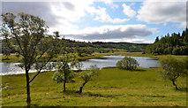 NN6795 : Lochain Uvie by Robert W Watt
