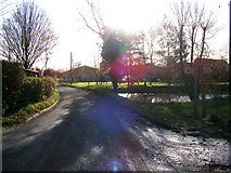 TM2176 : Syleham Road & footpaths by Adrian Cable