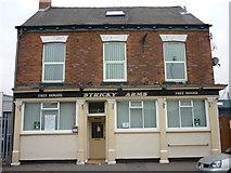 TA0827 : Stricky Arms, Strickland Street, Hull by Ian S