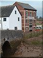 SX9788 : Fisher's Bridge Mills, Clyst St George by Chris Allen
