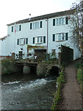 ST0207 : Lower Mill, Cullompton by Chris Allen