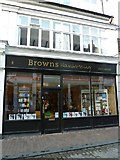 TQ4210 : Cliffe High Street- Browns by Basher Eyre