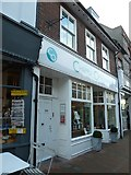 TQ4210 : Opticians in Cliffe High Street by Basher Eyre