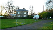 ST5295 : Grade II listed Cliff Lodge near St Arvans by Jaggery