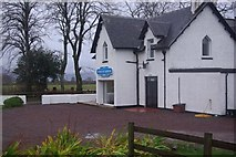 NG9442 : Strathcarron Hotel by Stephen McKay