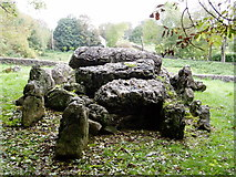 R6440 : Megalithic tomb south-east of Lough Gur by ethics girl