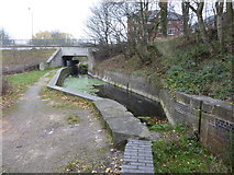 SK4478 : Chesterfield Canal, Bridge No. 18 by Peter Barr