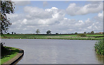 SJ6967 : Croxton Flash north-west of Middlewich, Cheshire by Roger  Kidd