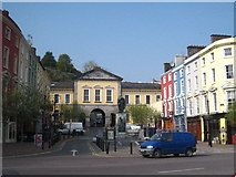 W7966 : Casement Square, Cobh by Rod Allday