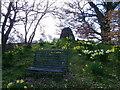 NO0050 : Memorial to Willie Birrell by Maigheach-gheal