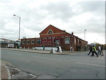 SJ9495 : Hyde Snooker & Social Club, Manchester Road, Hyde by Alexander P Kapp