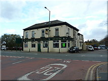 SJ9495 : The Cheshire Ring, Manchester Road, Hyde by Alexander P Kapp