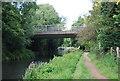 TQ0152 : Clay Lane Bridge by N Chadwick