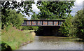 SJ6870 : Bridge 180A near Whatcroft Hall, Cheshire by Roger  Kidd