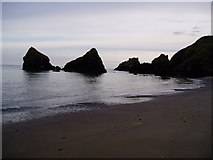 X4097 : Ballydowane Bay, Co Waterford by ethics girl