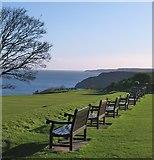 TA0487 : Plenty of seating available by Gordon Hatton
