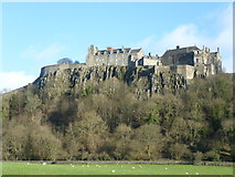 NS7894 : Stirling Castle by kim traynor