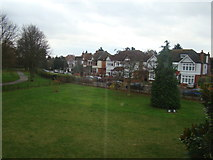 TQ4387 : View of Emerson Road from Valentine's Mansion by Robert Lamb