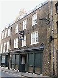 TQ3480 : The Captain Kidd, Wapping High Street, E1 by Mike Quinn