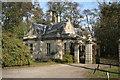 TF0246 : The Lodge by Richard Croft