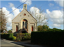 TQ5509 : Holy Trinity, Lower Dicker, East Sussex by nick macneill