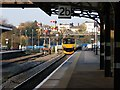 SO8555 : Worcester Shrub Hill Station, Looking North by Rob Newman
