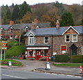 SO5309 : Redbrook Village Stores and Post Office by Jaggery