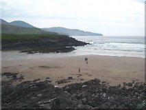 V3968 : The beach at St Finan's Bay by Rod Allday