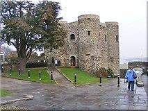 TQ9220 : Rye Tower by Gordon Griffiths