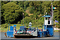 S6311 : The Waterford Castle ferry (3) by Albert Bridge