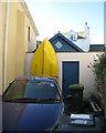 SX9372 : Parking space off Riverside by Robin Stott