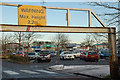 NT2766 : Car park, Straiton retail park by Jim Barton