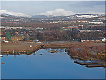 NS4074 : View From Dumbarton Rock by wfmillar