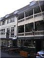 TQ3280 : The George Inn, Southwark by Christopher Hilton