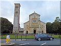SU0931 : Church of St Mary and St Nicholas by Jonathan Kington