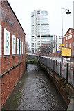 SE2932 : Hol Beck, Water Lane Leeds by Rick Carn