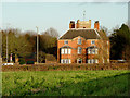 SO8891 : The Old Rectory at Himley, Staffordshire by Roger  Kidd