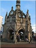 SU8604 : Market Cross, Chichester by Paul Gillett