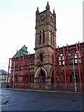 NS3975 : Old Burgh Hall, Church Street, Dumbarton by wfmillar