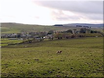 NY9393 : Elsdon from the north-east by Andrew Curtis