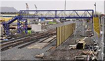 J3271 : New train maintenance depot, Belfast (25) by Albert Bridge