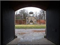 SJ5409 : Clocktower at Attingham Park by Jeremy Bolwell