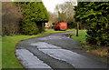 J3764 : The old Saintfield Road, Carryduff by Albert Bridge